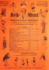 Konzert mit Theater