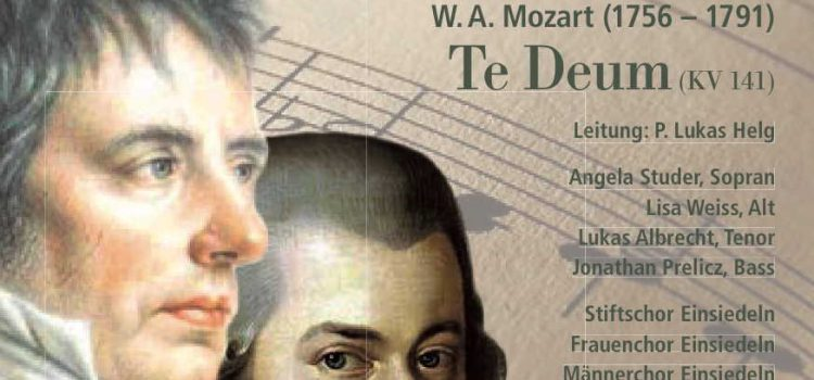 Konzert von So 2./9. Dez. 2018 (18:30 Uhr) in der Stiftskirche des Klosters Einsiedeln